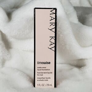 Mary Kay Timewise Matte Wear Bronze 1 Liquid Foundation 038765 New with Box