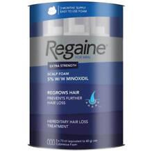 Regaine Foam For Men EXTRA STRENGTH 73ml Triple Pack