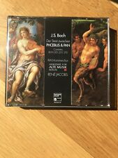J.S. Bach PHOEBUS & PAN CD *MINT*