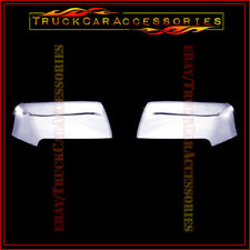 For FORD Expedition 2007-2014 2015 2016 2017 Chrome Mirror Covers Top Half Cap