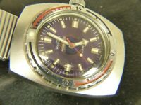Vostok Wostok Amphibian Watch 17 jewels 2209 caliber stainless steel case