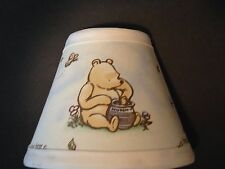 Classic Winnie the Pooh Fabric Nursery Night Light