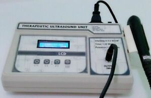 Branded Multi Body Pain Relief Ultrasound Therapy-3 Mhz Ultrasonic  FastShipping