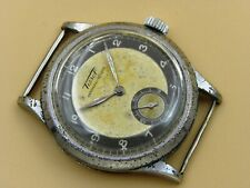 EARLY TISSOT ANTIMAGNETIQUE – TWO TONE DIAL CIRCA 1940`s CAL 27