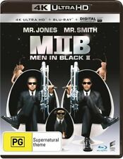Men In Black II (Blu-ray, 2017, 2-Disc Set)