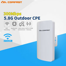 3KM Long Range CPE WiFi Router Wireless Outdoor Access Point Bridge Repeater GM