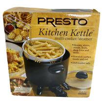 Presto 06006 Kitchen Kettle Multi-Cooker/Steamer Fryer Blanch