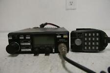ICOM IC-28H VHF Transceiver & ICOM HM-12 Microphone ~ FREE SHIPPING