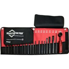 Mayhew Pro 20 Piece Punch and Chisel Set