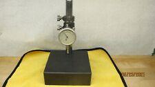 Teclock Indicator And 6 X 6 Granite Stand