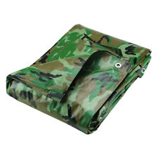 Camouflage Bâche Bâche Housse Sol Feuille 2.7 m x 3.5 m chasse Kids Den