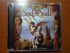 Soulspell - A Legacy of Honor Braz Power / Progressive Metal