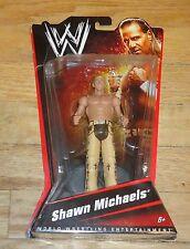 2010 WWE WWF Mattel HBK Shawn Michaels Wrestling Figure MIP Figure Series 0