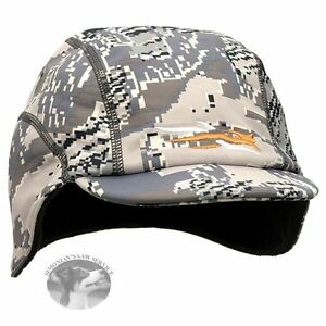 Sitka Gear jetstream hat with flaps open country optifade 90019