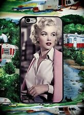 Vintage Marilyn Monroe Pink Sweater  Ad 6 6S + Custom Case
