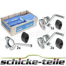 HJS Werkstattpaket DACIA Halter Abgasanlage/Schalldämpfer/Katalysator/Auspuff
