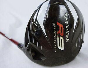 TaylorMade R9 Supertri 10.5° Adjustable Driver RH Regular 60g Flex Shaft
