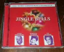 Jingle Bells: All-Time Christmas Favorites by Various Artists *USED* (CD, 2001)