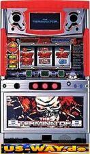 S-0076 Las Vegas Slot Maschine Spielautomat Geldspielautomat Einarmiger Bandit