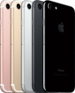 Apple iPhone 7 32/128/256GB Black Silver Rose Gold, GSM Unlocked