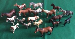 Schleich Horse Bundle - 18 horses Oldest 1995 Most Recent 2004