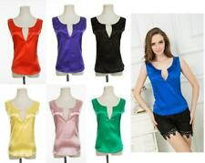 Rayon Sleeveless Blouses for Women
