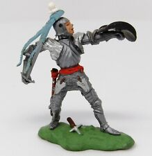 Vintage Britains Swoppets. Medieval Knight with Sword.