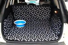 Trunk Cargo Bed Liner Cover For Dogs Cats Mat Waterproof Pet Car SUV Van Back