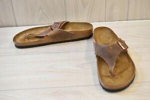 Birkenstock Como Sandal - Regular - Men's Size US 13/EUR 46 - Old Tabacco