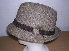 b6ec966d17a Tweed Vintage Hats for Men