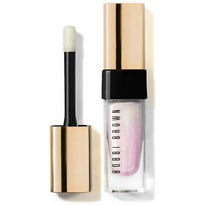 NIB Bobbi Brown FULL SIZE Luxe Liquid Lip Rich Lustre 6ml - Crystal Ball, DISCON