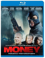 The Money / For the Love of Money Blu Ray (Region B)