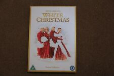 WHITE CHRISTMAS ( WITH COLLECTABLE SLEEVE  )     BRAND NEW SEALED GENUINE UK DVD