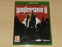 Wolfenstein II 2 The New Colossus Xbox One **FREE UK POSTAGE**