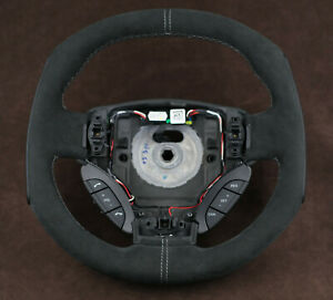 Aston Martin rare custom steering wheel VANTAGE DB9 DBS RAPIDE VANQUISH ONE-77