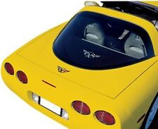 1997 - 2004 C5 Corvette Coupe Rear Cargo Shade Security Drape
