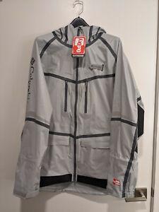 Columbia PFG Sportswear Force XII ODX Jacket fishing raincoat waterproof XL $350