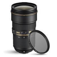UV Ultraviolet Clear Haze Glass Protection Protector Cover Filter for Nikon AF-S NIKKOR 80-400mm f//4.5-5.6G ED VR