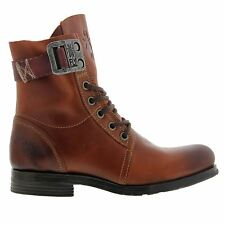 FLY London Patternless Standard Width (B) Boots for Women