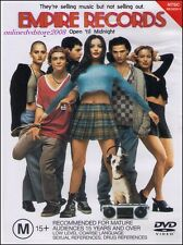 EMPIRE RECORDS (Anthony LaPAGLIA Liv TYLER Renee ZELLWEGER) Comedy DVD Region 4