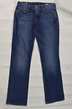 LUCKY BRAND Classic Rider Jeans Size 8 /29  Distressed