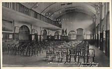 Bury. Municiopal Secondary School. Central Hall by Marshall Keene & Co.