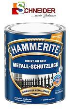 Hammerite Metallschutzlack glänzend 250ml NEU Metallschutz
