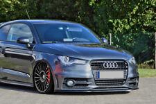 Pour Audi A1 8x Pare-Chocs avant Coupe Jupe Becquet Inférieur Menton Séparateur