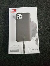Brand New iPhone 11 Pro Max Lander Torrey Case & Lanyard RRP £35 Speckled