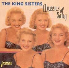 Queens Of Song - King Sisters (1999, CD NIEUW)