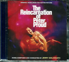 Jerry Goldsmith THE REINCARNATION OF PETER PROUD Limited Edition SEALED Intrada