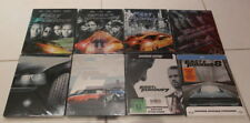 Fast and Furious 1-8 -- STEELBOOK -- Fast & Furious 1+2+3+4+5+6+7+8 -- Blu-ray