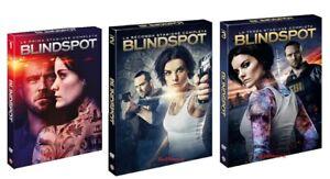 BLINDSPOT - STAGIONE DA 1 A 3 (14 DVD) COFANETTI SINGOLI, ITALIANI, NUOVI