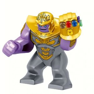 Thanos Cute Action Figure Mini Figure Collectibles Kids Toys Gifts 2021